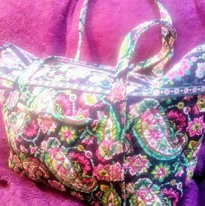 NWOT Vera Bradley large miller tote bag